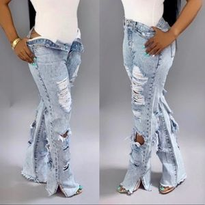 Denim - NWT FASHION PERSONALITY JEANS STRETCH